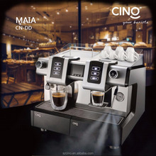Capsule Espresso Coffee Machine With Milk Frother For Cappuccino And Latte made in china