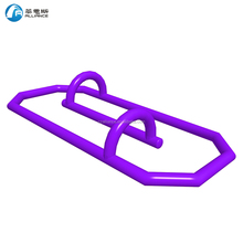 inflatable race track 10x6m for ATV cars factory supply
