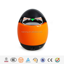 Hairong MS-0283 home party bluetooth speaker with Led Light, combination of LED lights, disco effect