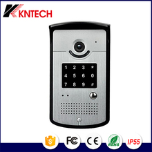 Cheap price KNZD-42 SIP intercom analogue system wireless IP Video Door Phone