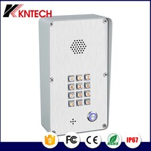 Internet door phone intercom/ home security / intercom door opening system KNZD-43