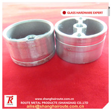 Handrailing Fittings 316/304 Stainless Steel Round Satin Pipe End Cap