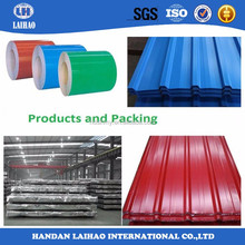 Corrugated Galvanized Zinc Roofing Steel Sheets/PPGI Profile Sheet