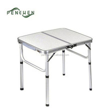 2017 Outdoor folding portable table mini camping aluminium folding table