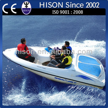 CE proved Jet Speedboat for sale! ultimate family boat!