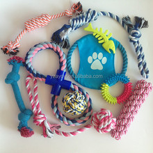 10pcs Gift Pet Set high quality non material dog toys