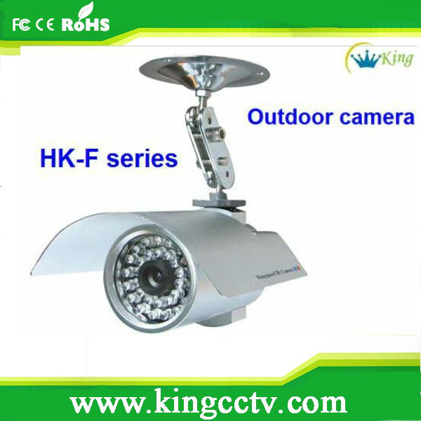 IR Digital Color CCD Camera IR Led CCTV Camera parts HK-F412
