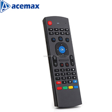 Air Mouse+3D Motion Stick + Android Remote 3 in 1 Multifunction Remote Control RF05