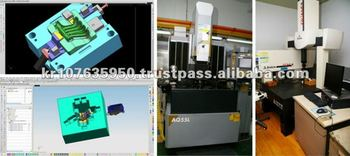 High Quality Plastic Injection Molding