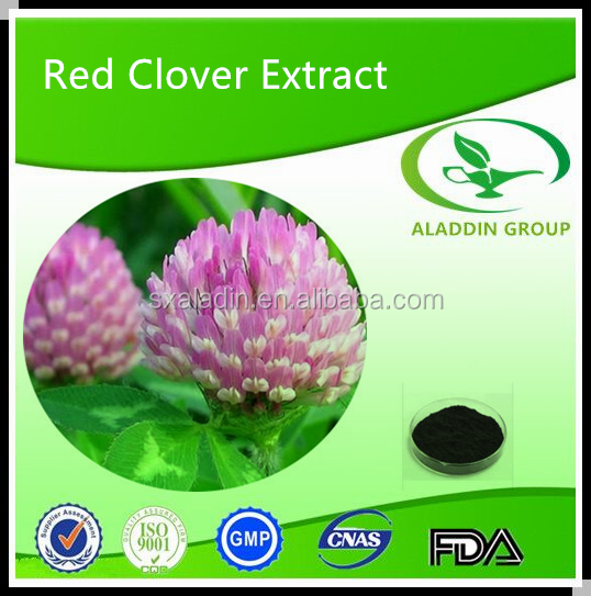 Red Clover Extract 8%~60% isoflavones For Antibiotic
