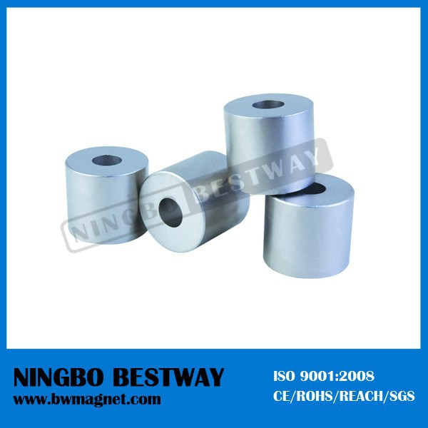 Made in china High 3000 gauss ring magnet