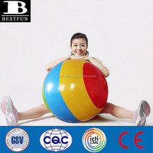 custom inflatable ball durable PVC inflatable beach ball giant inflatable floating ball toys