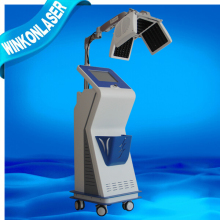 hair growth high frequency machine / laser diode 670nm hair regrowth machine / laser hair growth for salon