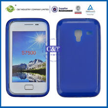 C&T TPU soft cover for case samsung galaxy ace plus s7500