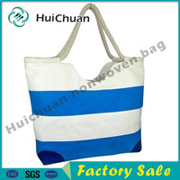 wholesale tote canvas bag for shopping