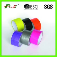 Strong adhesive waterproof no printing duct tape for packing and decoration