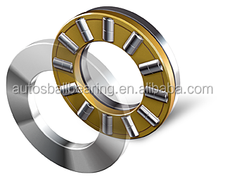 angular contact sealed thrust ball bearing 52210 52210/p6