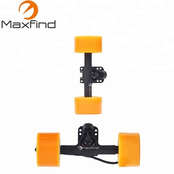 US free shipping single motor DIY Maxfind Electric Skateboards kits