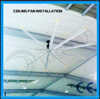 China supplier DINGBEN Good quality Industrial decorative ceiling fan blades