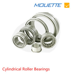 Compact Full Complement Cylindrical Roller Bearings