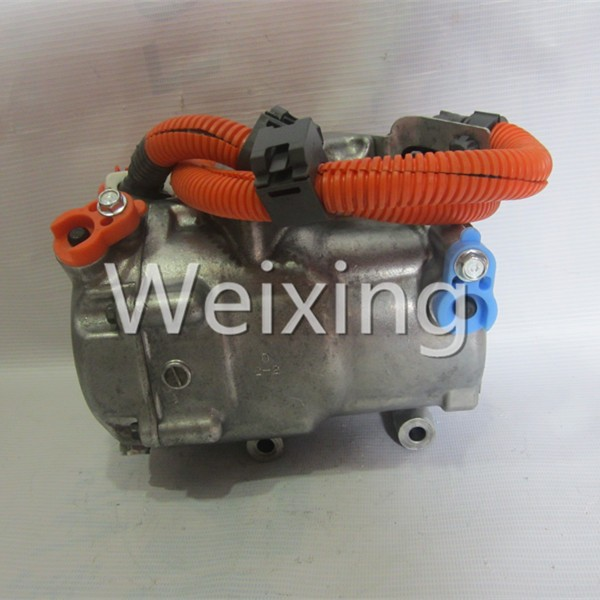 12Volt Car <strong>AC</strong> <strong>compressor</strong> for Toyota Prius/1.5/1.8 042000-0190 88370-47010 042000-0193 042000-0194 042000-0196 2004-2009
