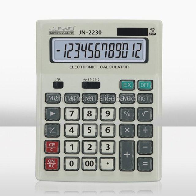 talking function calculators 2 power 12 digital office Calculators