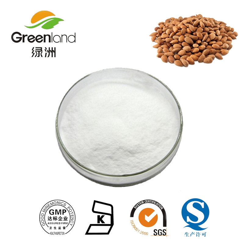 100% Natural Almond Extract,Bitter Apricot Seed Extract Powder 98% Amygdalin