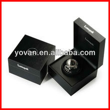 Black Seiko Watch Packaging Box Inserts Wholesale