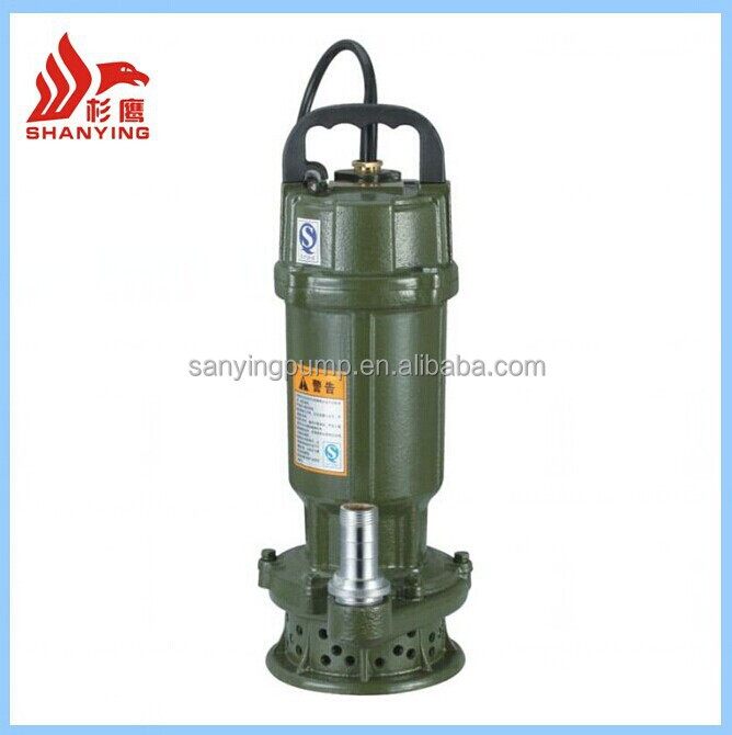 QDX 2013 style water pump with automatic pressure control