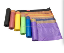 hot selling biodegradable plastic drawstring garbage trash bags for USA market