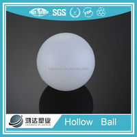 100mm hollow plastic balls for water treatment
