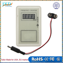 RF Remote Control Wireless Frequency Meter Counter 250-450MHZ Detector Cymometer