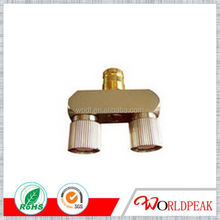 1.6/5.6 Connector male to female to Female H shape U-Link Adaptor