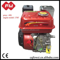 Web Motor, Gasoline Engine 190F for Generator