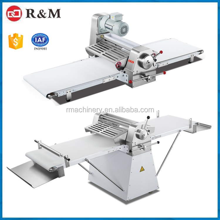 Pastry Bread Making Equipment and Dough Sheet Puff Pastry Equipment
