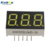 Shenzhen hotsale KHN30361AWD-3A Common Anode 0.36inch 3 digit display seven segment LED