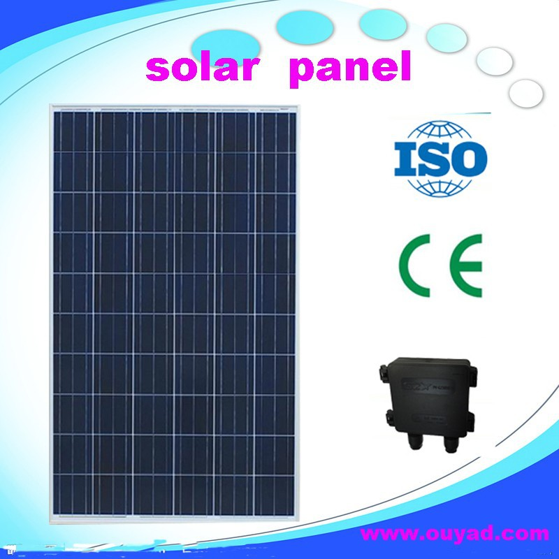 Best Price Per Watt Solar panels 12V/24V/48V/96V 100W, 100 Watt 250watt Solar Panel