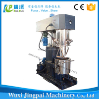 Factory sale stainless steel planetary mixer, heating planetary mixer, planetary mixer