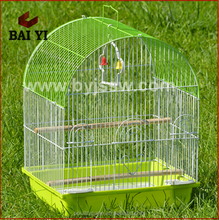 Latest Design Bird Cage Large Metal Macaw Cage
