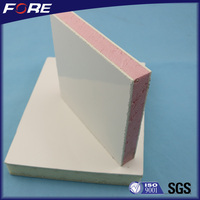 Multi-functional Isophthalic Resin exterior wall siding embossed Gel coat High glossy FRP sandwich panel sheet per price