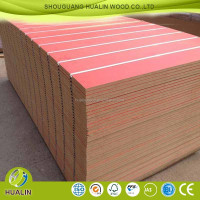 Cheap price famous 18mm MDF board as furniture