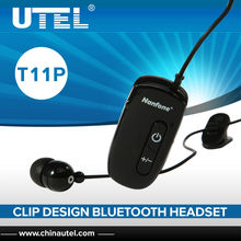 UT-T11/T11P with wireless pure sound headphone bluetooth for small ears 2 way radio