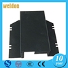 WELDON Custom sheet metal aluminum stamping parts with anode Stamp parts fabrication service