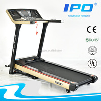 2015 new home gym equipment high power motorized treadmill fanshion home treadmill