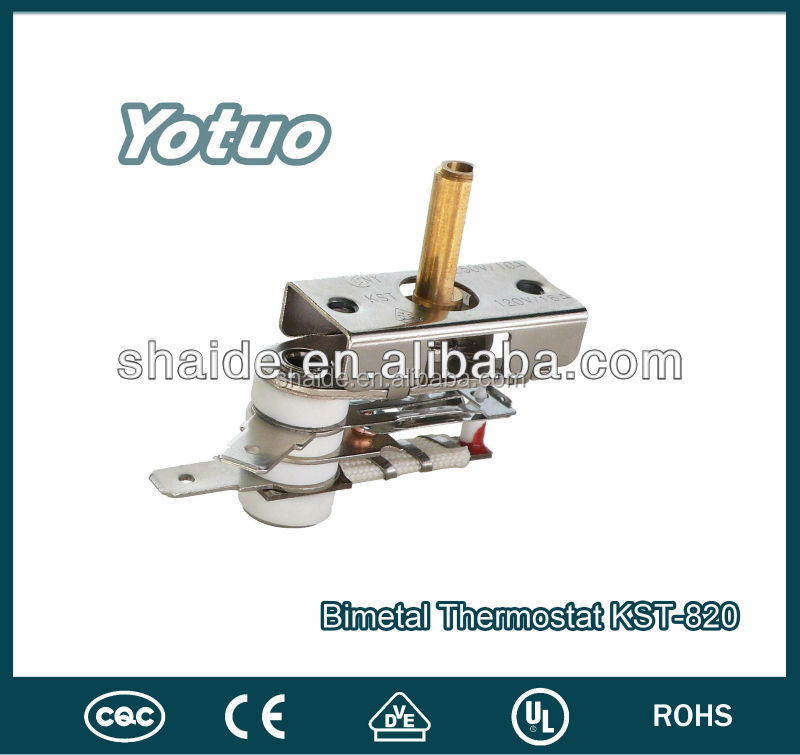 electric oven thermostat