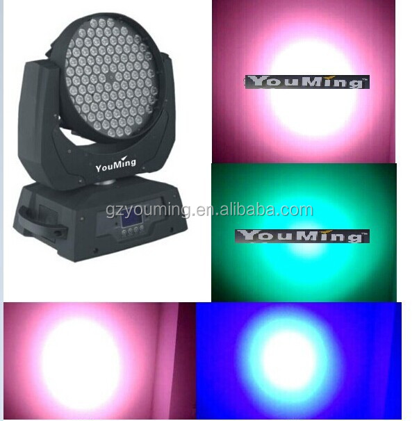 Led Stage Light DMX 13CH 108pcs*3W Led moving head wash
