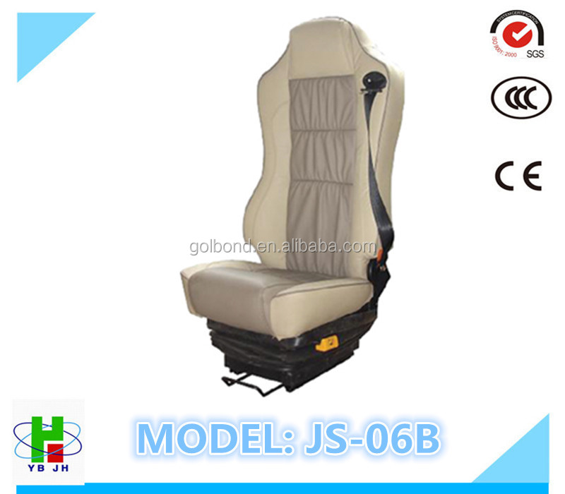 economical used bus driver seat for Yutong,King Long,Higer