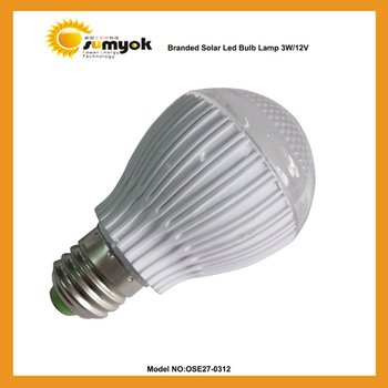 OS-L1201 1w 3W 5W 12v LED energy saving lamp 90% residential lighting