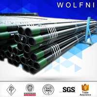 Wolfni casing cutter / type of casing pipe thread