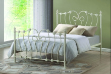 super king size bed 3ft/4ft/5ft adjult wood slats metal base bed frame